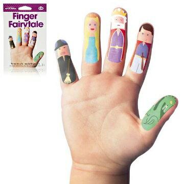 【安琪兒】英國【NPW】紋身貼紙組 - 手指仙女 - 限時優惠好康折扣