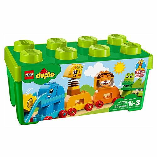 樂高LEGO 10863  Duplo 得寶系列 - My First Animal Brick Box - 限時優惠好康折扣