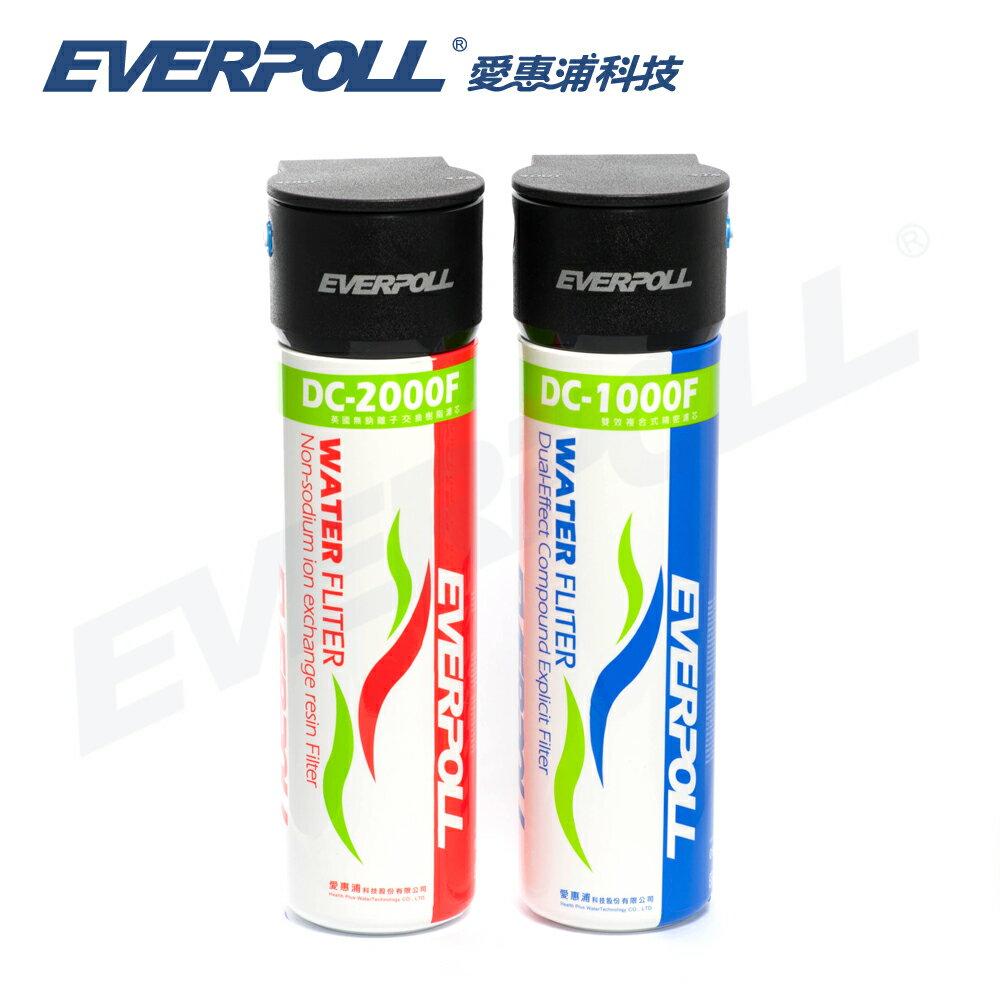 EVERPOLL愛惠浦科技 守護升級全效淨水組 (DCP-3000)
