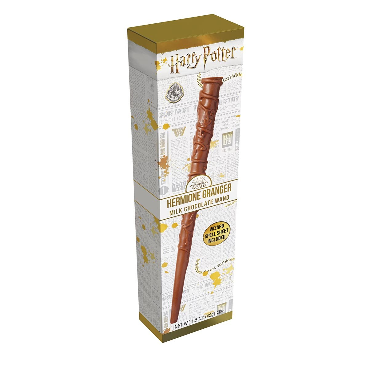 Jelly Belly Harry Potter™ Hermione Granger Chocolate Wand - 1.5 oz 0