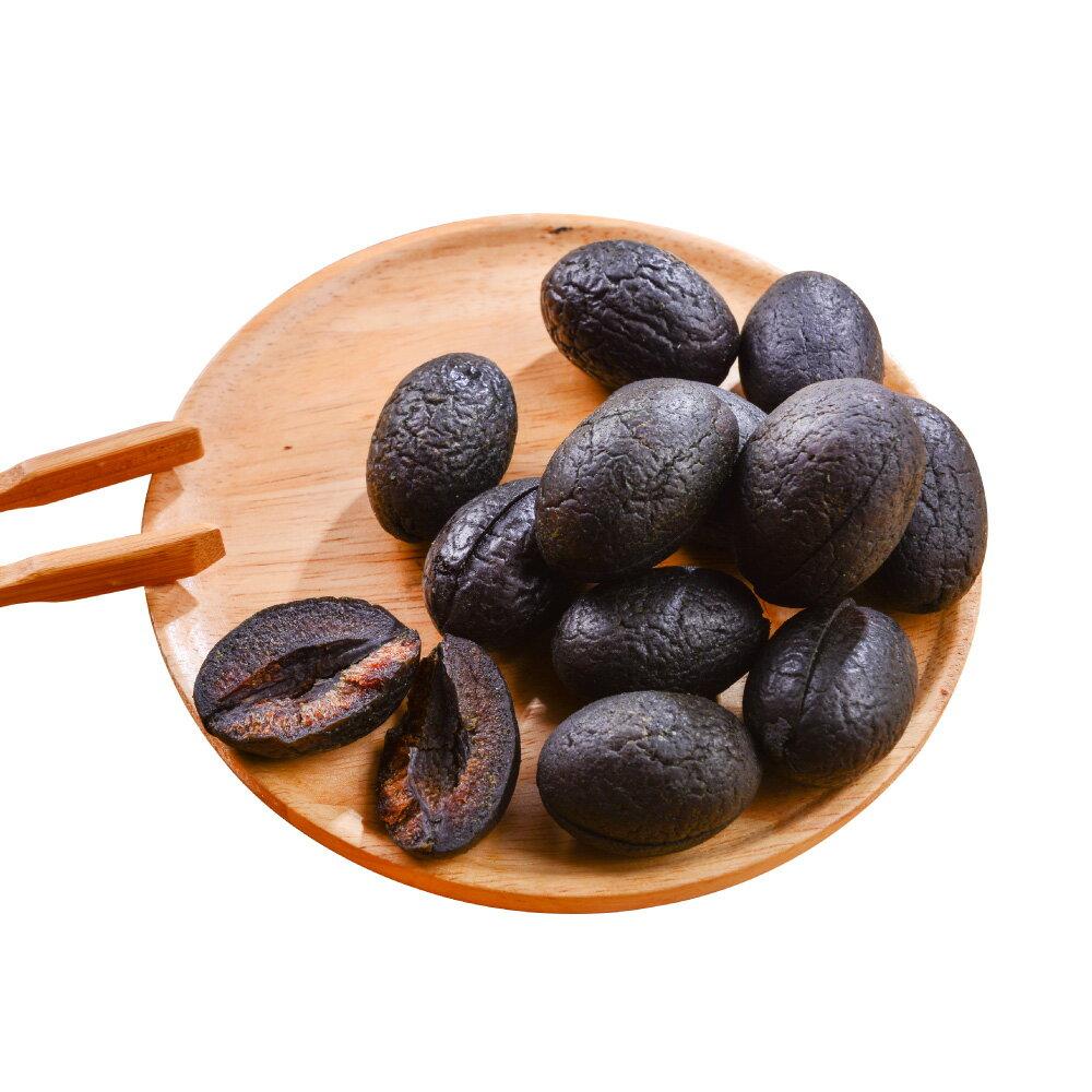 去籽黑橄欖〈中藥味〉300公克【每日優果】 1