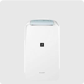 小倉家 夏普 SHARP【CV-N71】除濕機 適用8坪 衣類乾燥 除臭 消臭 連續排水 水箱2.5L 每日最大除濕量7.1L CV-L71後繼