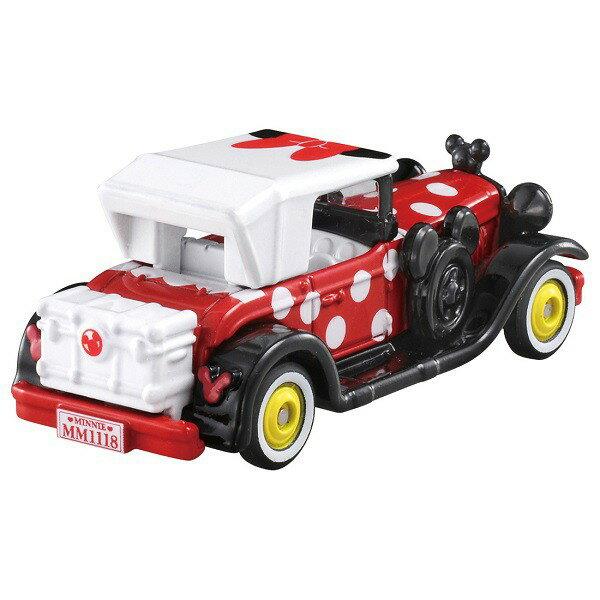 【Fun心玩】DS11565 麗嬰 日本 TOMICA 多美小汽車 Disney 迪士尼 DM-11 米妮點點經典老爺車