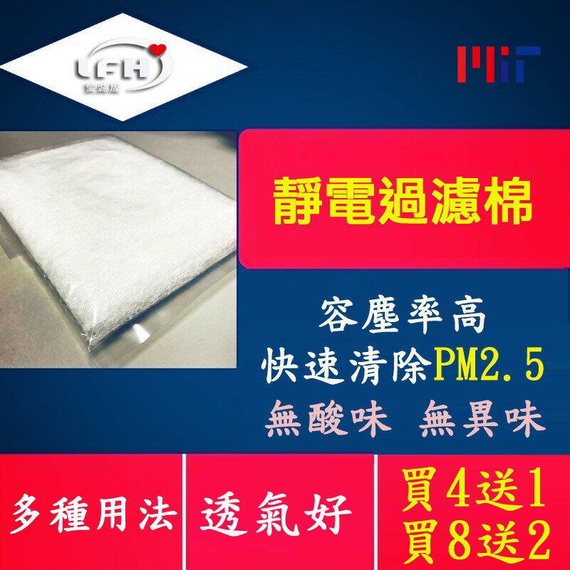 【LFH 靜電濾網】小米靜電過濾棉 靜電過濾棉 空氣清淨機 空調濾網 靜電 PM2.5 防塵 小米静電棉 小米淨化器