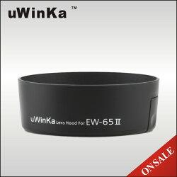 又敗家@uWinka副廠Canon遮光罩EW-65II遮光罩適EF 28mm f2.8 35mm f2(可反裝反接反扣Canon副廠遮光罩相容佳能正品Canon原廠遮光罩EW65II遮光罩)EW-65II太陽罩lens hood遮陽罩遮罩f/2.8 1:2.8 f/2 1:2 f/2.0 f2.0 1:2.0