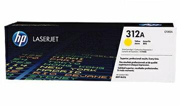 HP CF382A 原廠黃色碳粉匣 適用:M476dw/M476nw