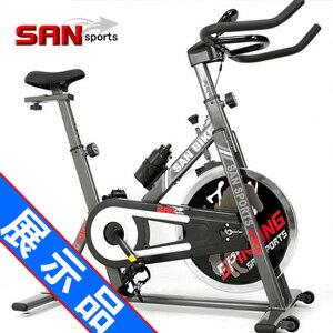 黑爵士13KG飛輪健身車(展示品)3倍強度.13公斤飛輪車.室內腳踏車.美腿機.便宜推薦.哪裡買C165-013--Z
