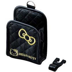 X射線【C866302】Hello Kitty 車用手機置物架BAG,車架/手機架/杯架/收納架/車用手機架/手機座