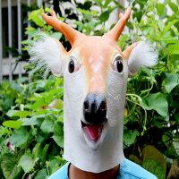 送小孩聖誕禮物推薦聖誕禮物玩具到鹿頭套 梅花鹿面具 小鹿斑比 動物 面具/眼罩/面罩 cosplay 派對 變裝 生日 聖誕禮物【塔克】就在塔克玩具百貨推薦送小孩聖誕禮物