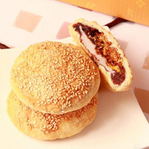 【龍泰創意烘培坊】肉脯酥餅(12入 / 盒)★酥香肉脯加上蛋黃搭配QQ麻糬 2