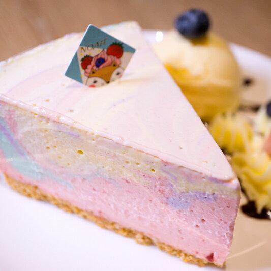 ★感謝綜藝大熱門★推薦!網友激推彩虹生乳酪在這>>犒賞大餐好咖彩虹生乳酪(6吋) 天然食材原色-生乳酪彩虹蛋糕 2