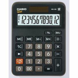【破盤價】【永昌文具】CASIO 卡西歐 MX-12B 桌上小型計算機 /台 MZ-12S更新