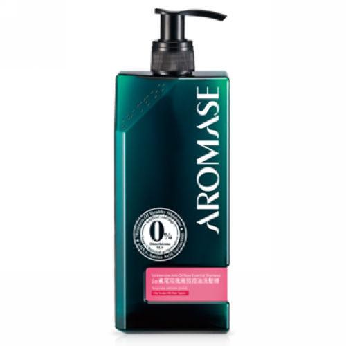 Aromase艾瑪絲5α鳶尾玫瑰高效控油洗髮精1000mL