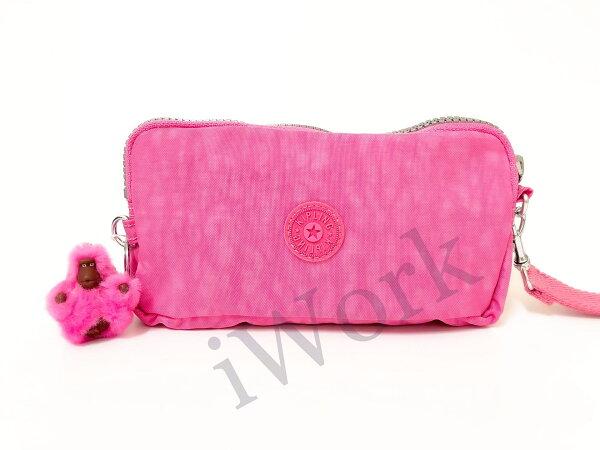 【iWork】Kipling吉普林凱普林錢包零錢包手機包化妝包可放5.5吋手機零錢包長皮包信用卡夾男女用皮夾