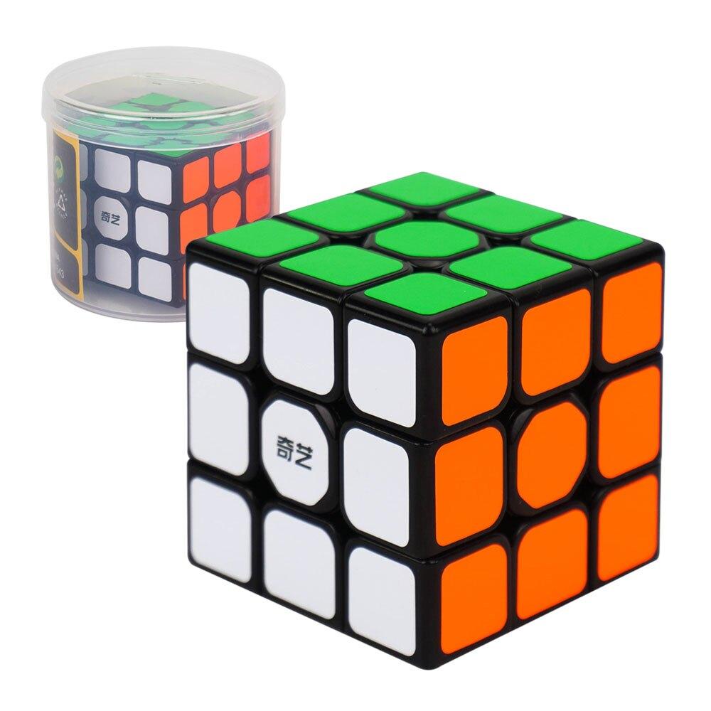 魔方格筒裝三階比賽專用魔術方塊(授權)(筒裝收納)【888便利購】