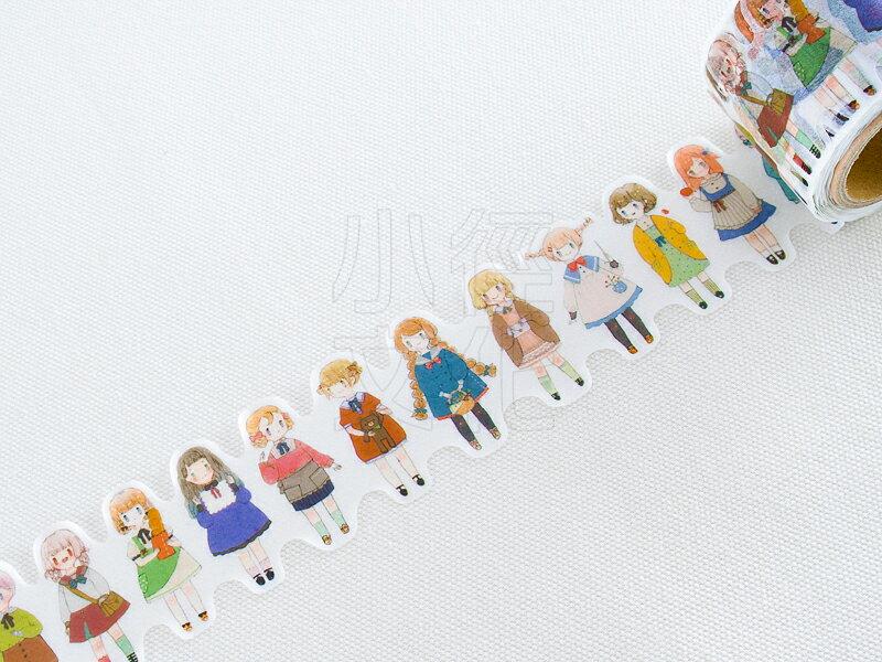 *小徑文化*   台灣原創   野餐桌 picnic tablle - Gummy Girl 01 淑女讀書會 ( PT-GUMMY01 )
