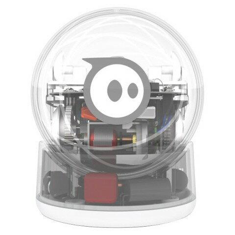 ★預購!!Sphero SPRK 智能機器人球(透明)/球體堅固 感應式充電