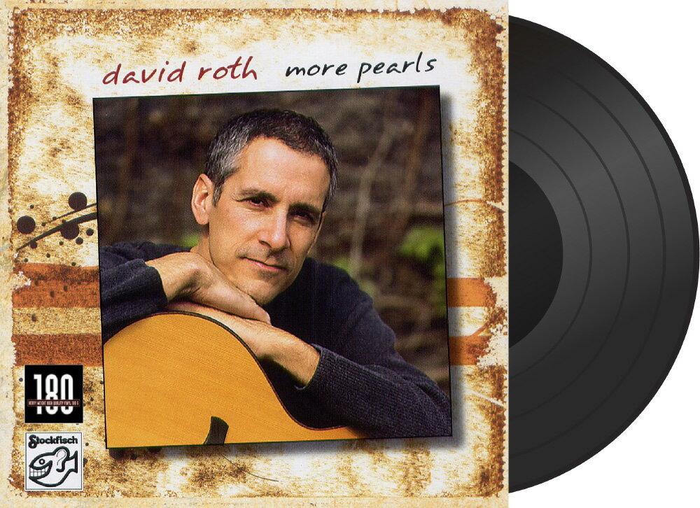 大衛.羅斯:珠玉再現 David Roth: More Pearls (Vinyl LP) 【Stockfisch】 1