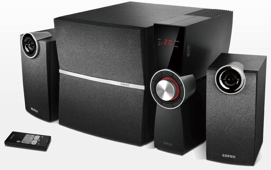<br/><br/>  EDIFIER C2XD(光纖版) 四件式喇叭<br/><br/>