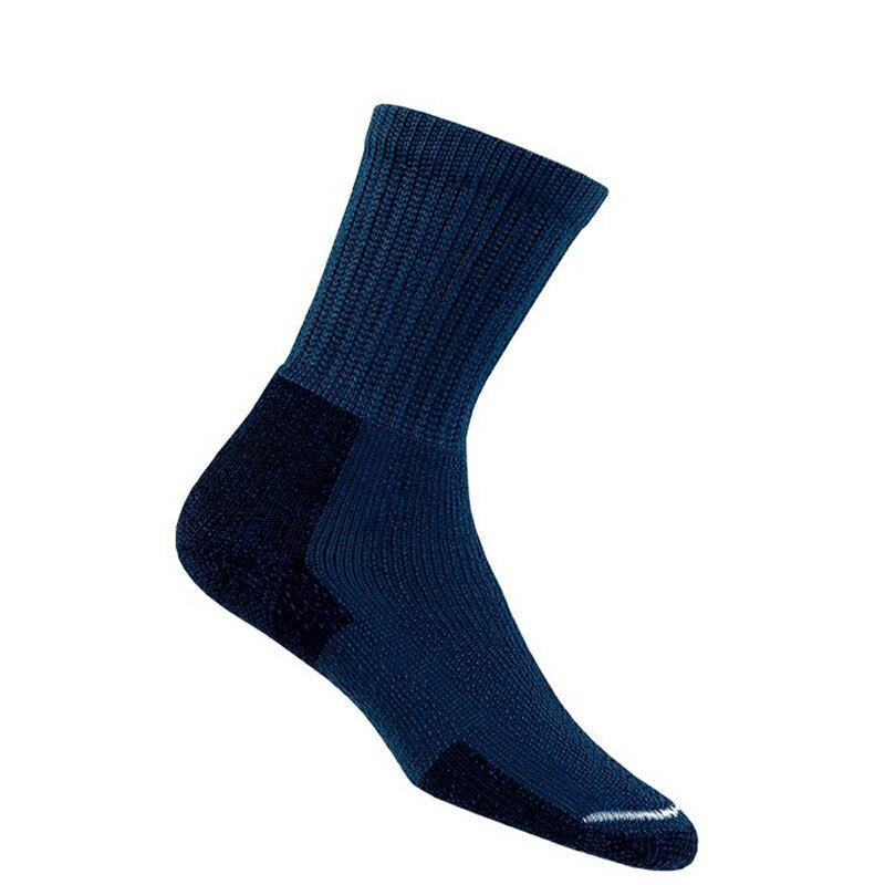 【鄉野情戶外專業】Thorlos  美國  厚底登山健行襪 / 登山保暖襪 / 排汗襪 男深藍色 KX886
