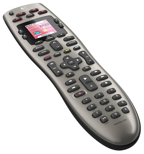 Logitech Harmony 650 Remote Control with Multiple Devices Universal ef06db2dfe7b531a8b47d0f7a9cba4d5