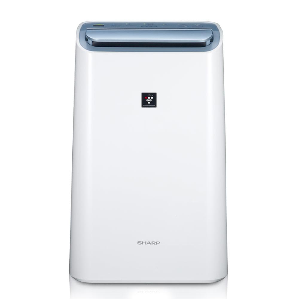 【夏普SHARP】10.5L 1級HEPA清淨除濕機(DW-H10FT-W) 1