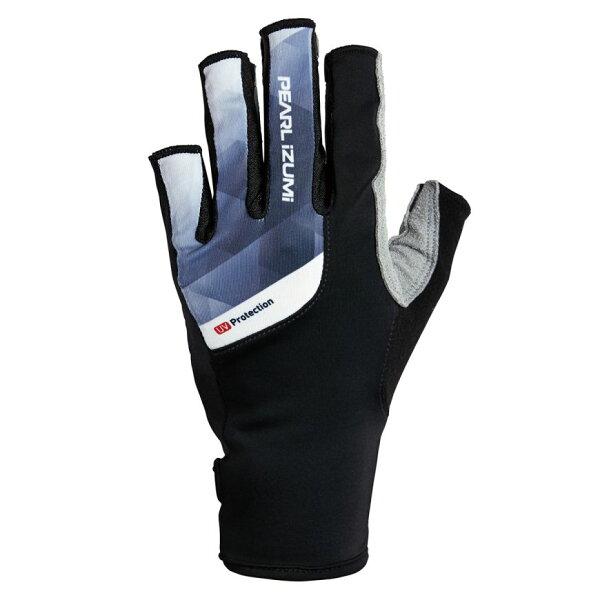 【7號公園自行車】PEARLIZUMIW229-4女性抗UV厚墊9分指手套