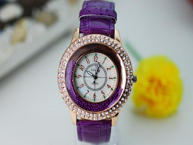 ~316小舖~~PG06~^( 石英手錶~流沙珠錶~單件價 女生手錶 生日  手錶 女錶