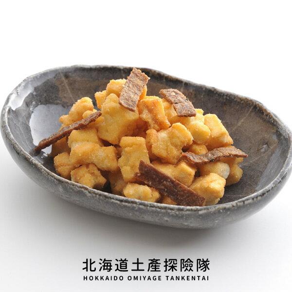 「日本直送美食」[北菓樓]開拓小米菓(標津秋鮭)~北海道土產探險隊~