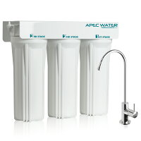 Apec 3 Stage Under Counter Water Filtration System