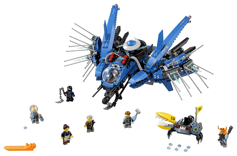 LEGO 70614 忍者電影系列 雷霆戰鬥機【現貨】【星野日貨】 1
