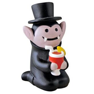 日本Decole加藤真治公仔 Concombre 狂歡盛宴的萬聖之夜-妖怪們的談心時間 萬聖節擺飾/萬聖節玩偶◤apmLife生活雜貨◢