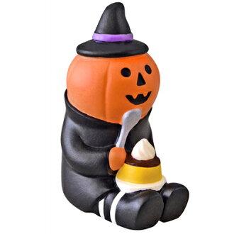 日本Decole加藤真治公仔 Concombre 狂歡盛宴的萬聖之夜-甜點時光 萬聖節擺飾/萬聖節玩偶◤apmLife生活雜貨◢