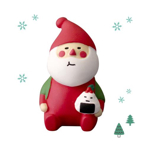 聖誕節擺飾  玩偶 Decole耶誕冬日美妙派對 ~ 吃飽發呆 ◤apmLife