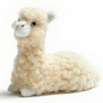 聖誕明星動物樂園-優雅跪坐羊駝(小) ◤apmLife生活雜貨◢