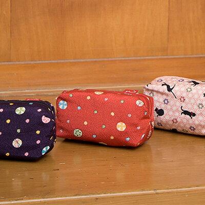 <br/><br/>  日本Kurochiku 美夢十色和風雜物包 ◤apmLife生活雜貨◢<br/><br/>