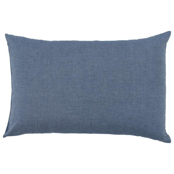 和風水洗純棉枕套 BL 50×75 NITORI宜得利家居 1