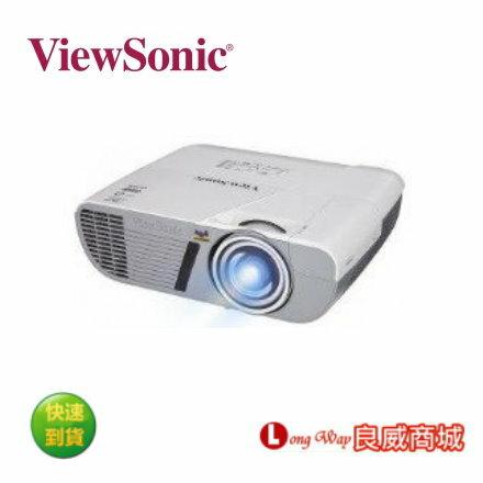 ViewSonic PJD6352LS XGA 短焦 Smart 設計 投影機【送HDMI線】