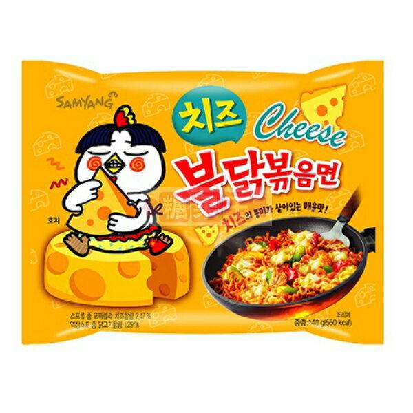 韓國泡麵 三養 起司火辣雞肉炒麵 韓國泡麵