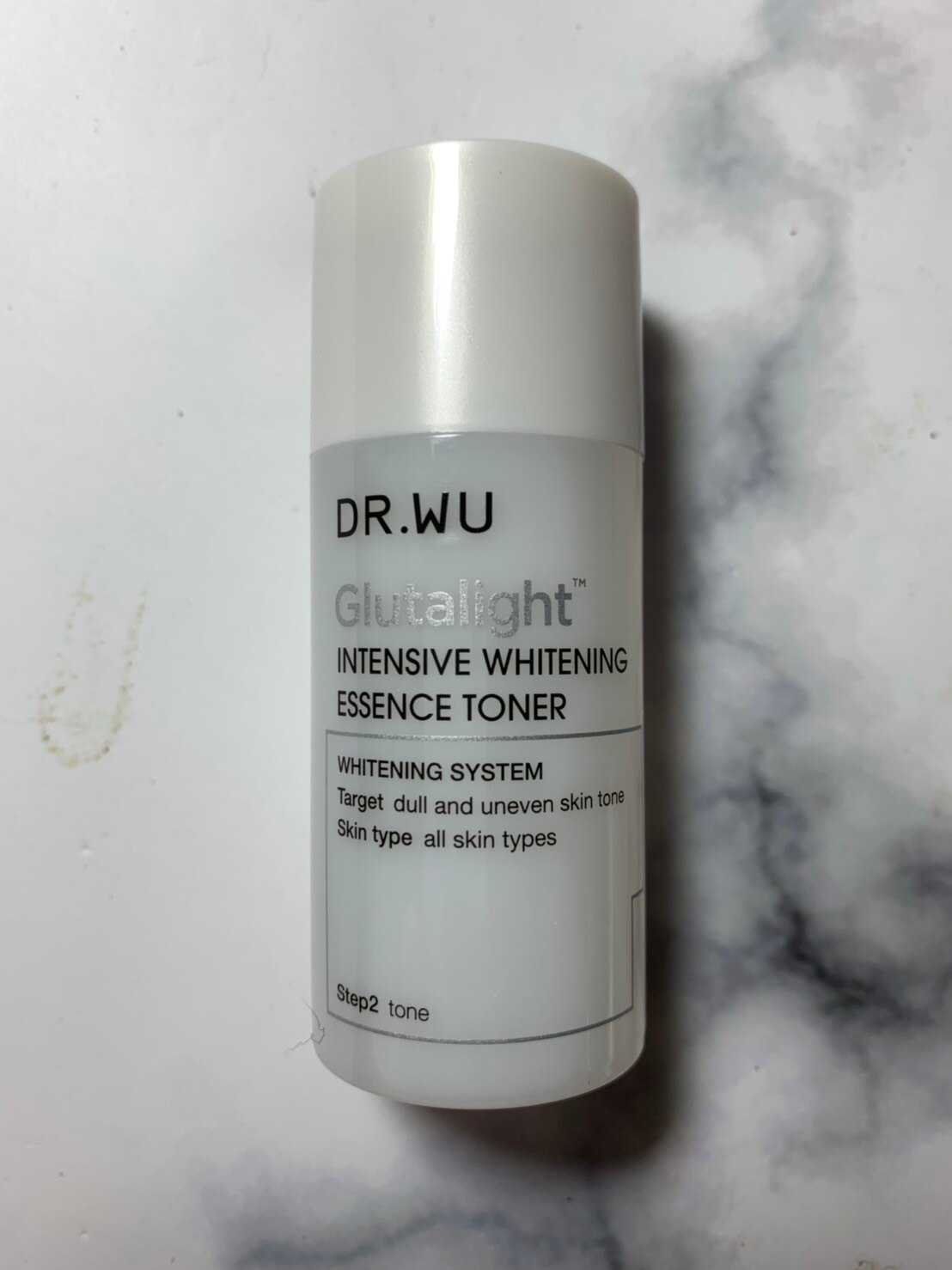 【DR. WU】 潤透光美白化妝水30ml 全新品  效期2021.11  【淨妍美肌】