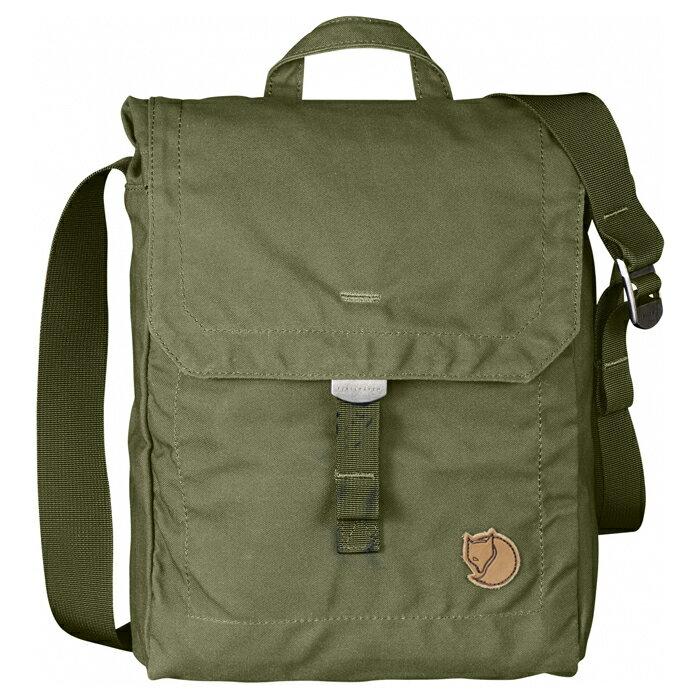 【鄉野情戶外用品店】Fjallraven  瑞典   小狐狸 Foldsack No.3 信封式側背包/旅行側包/24225 《綠色》