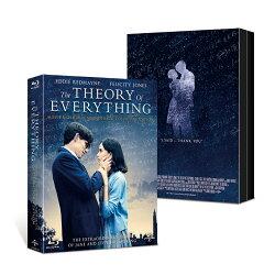 愛的萬物論 典藏版(電影/原聲帶) Theory of Everything (BD+CD)