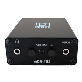 <br/><br/>  志達電子 mDA-153 KECES 耳機擴大機.USB DAC [展示中] sennheiser.AKG.鐵三角<br/><br/>
