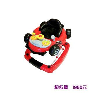 *美馨兒*娃娃城 Baby City 2 IN 1 超跑型學步車/螃蟹車 1950元