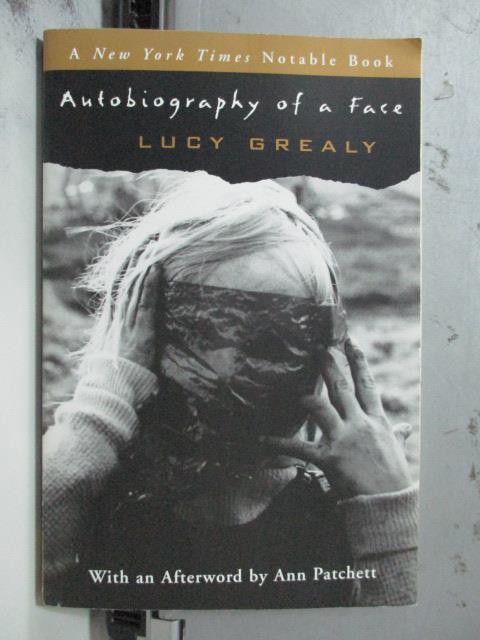 【書寶二手書T3/原文書_OCQ】Autobiography of a Face_Lucy