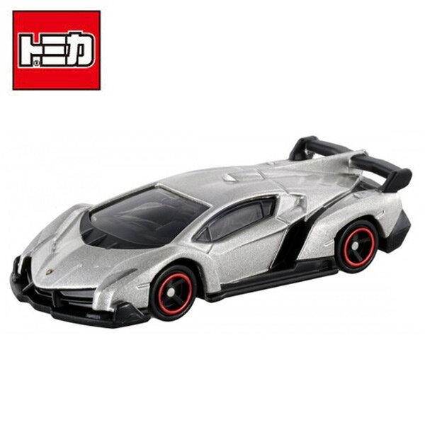 【日本正版】TOMICANO.118藍寶堅尼VENENO跑車Lamborghini多美小汽車-801290