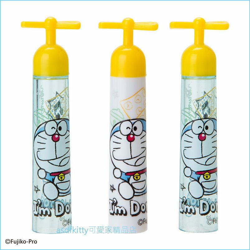 asdfkitty可愛家☆哆啦A夢竹蜻蜓造型頭3入鉛筆蓋/鉛筆延長器/鉛筆套/鉛筆帽-日本正版商品