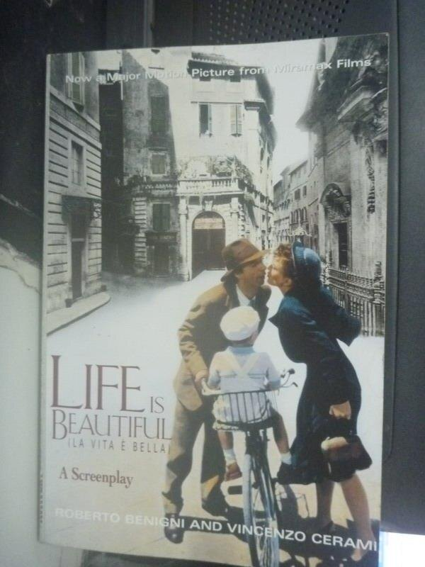 ~書寶 書T9/勵志_WFM~Life is Beautiful_Roberto Beni