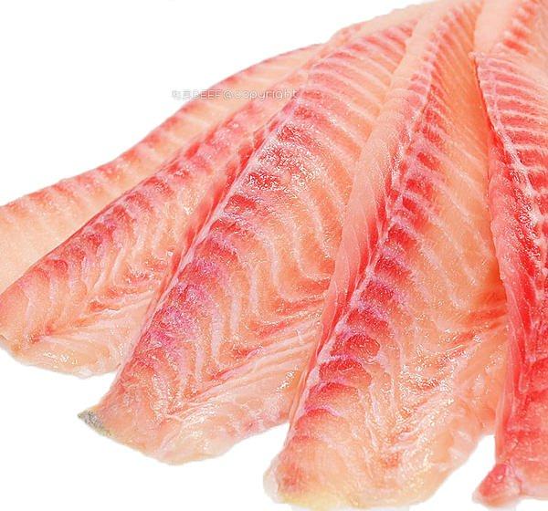 和風牛肉☆冷凍鯛魚火鍋片~涮涮鍋專用