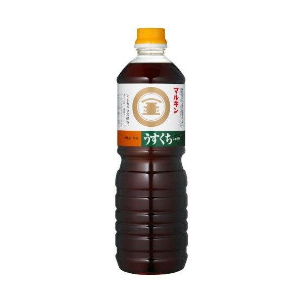 丸金薄口醬油 1000ml